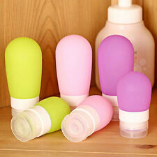Silicone Travel Packing Bottle Press Bottle Lotion Shampoo Bath Container
