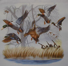 ALL AMERICAN OUTFITTERS DUCK HUNTING DUCK HUNTER SHIRT #484