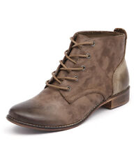 New I Love Billy Fufu Mocca/Latte Women Shoes Casuals Boots Ankle Boots