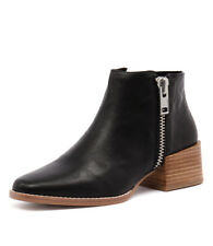 New Sol Sana Louis Boot Black Women Shoes Casuals Boots Ankle Boots