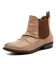 Therapy Redwood Camel Women Shoes Casuals Boots Ankle Boots