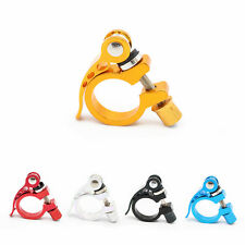28.6mm Quick Release Seat Post Clamps MTB Mountain Bike Bicycle Seatpost Clamp