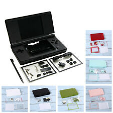 360° Full Housing Cover Case Replacement Shell For Nintendo DS Lite DSL NDSL