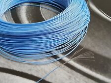 0.7mm Silver Plated teflon wire for diy cable HIFI Headphone DIY
