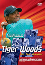 TIGER WOODS - SON, HERO , CHAMPION - NEW (TD1) {DVD}