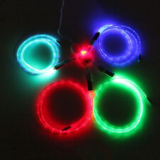 New LED Flow Light Touch On/Off Micro USB Charger Charging Data Sync Cable