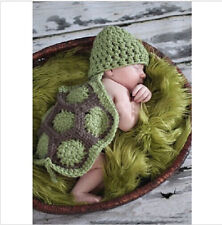 Lovely Newborn Baby Crochet Knit Costume Photo Photography Prop Outfits Modern