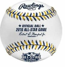 (6)  2016 ALL-STAR GAME RAWLINGS OFFICIAL BASEBALLS