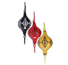 New Double End MMA Boxing Training Punching Bag Speedball Speed Ball 3 Colors