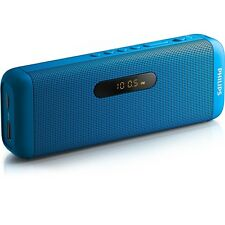 Philips SD700A/00 Bluetooth Speaker with FM Radio & USB/MicroSD card 3 w 12h fro