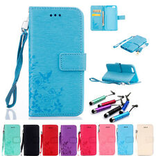 New Classical Luxury Flip Stand Card Wallet Leather Case Cover For iPhone+Gift