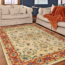 RUGS AREA RUGS 8x10 AREA RUG CARPETS ORIENTAL PERSIAN LARGE LIVING ROOM RUGS NEW