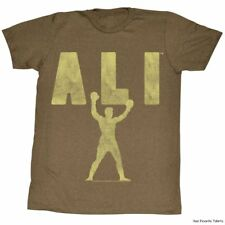 Muhammad Ali Victory Icon Officially Licensed Adult Shirt S-2XL