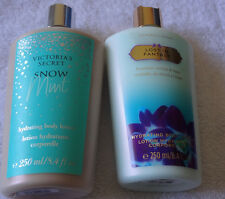 VICTORIA'S SECRET LOST IN FANTASY ORCHID KIWI & SNOW MINT Hydrating Body Lotion