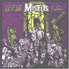Earth A.d. - Misfits New & Sealed LP Free Shipping