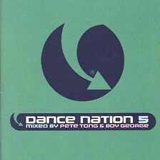 Dance Nation, Vol. 5 by Various Artists (CD, Jan-2004, Ministry of Sound)