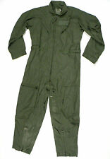 Propper Flyers Coveralls CWU-27/P Sage Green 46 Regular Aramid U.S. Navy SEAL