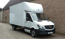 Mercedes-Benz Sprinter 2.1TD 313CDI LWB Luton with Tail Lift