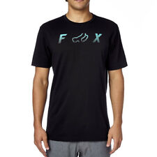 "Fox Head Racing ""Avenged"" Short Sleeve Premium Tee (Black) Men's Graphic T-Shirt"