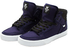 SUPRA VAIDER Shoes Navy/White S28301 Sz 8-12