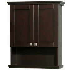 """Wyndham Collection Acclaim 25"""" W x 30"""" H Wall Mounted Cabinet"""