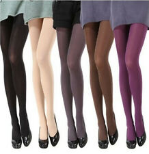 Sexy Socks Elastic Opaque New Pantyhose Womens Candy Color Footed Slim Tights