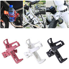 Water Drink Cup Holder Beverage Bottle Holder fit for Motorcycle Bicycle MTB