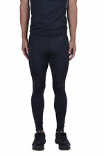 "Emporio Armani EA7 ""Tech M"" Black Athletic Leggings Size S M L XL 2XL"