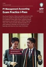 NEW Cima P1 Management Accounting by Bpp Learning Media Compact Disc Book Free S