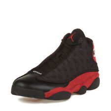 "Nike Mens Air Jordan Retro 13 ""Bred"" Black/Varsity Red 414571-010"