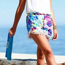 Lady's Women Sexy Hot Pants Summer Casual Shorts Beach High Waist Short Fashion