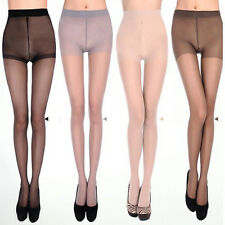 Popular Vogue Pantyhose Sexy Tights Full Foot Women Spuer Thin Sheer Stocking 1X