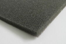 "ACTIVATED CARBON IMPREGNATED FOAM FILTER SHEET FOUR PACK - 10"" x 6"" x 6mm"