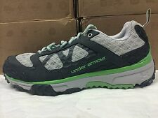 NEW MENS UNDER ARMOUR RIDGE SCAN SNEAKERS-SHOES-TRAIL-RUNNING-SIZE 8