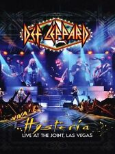 Viva! Hysteria - Leppard Def New & Sealed DVD Free Shipping
