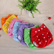New one size Washable Baby Pocket Nappy Cloth Reusable Diaper Cover Wrap