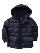NWT Baby GAP Puffer Jacket Coat Super Warm Navy Blue  NEW 12-18 18-24 24 months