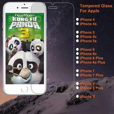 Tempered Glass Screen Protector Film For iPhone 6+ 6S Plus/ 6 6S/ 5S 5C 5/ 4S 4