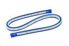 """C-thru  Flexible Ruler choose your size 12"""",16"""",20"""" or 24"""" both in inch & cm USA"""