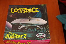 POLAR LIGHTS LOST IN SPACE THE JUPITER 2 PLASTIC SCI-FI MODEL KIT #5033 UNBUILT