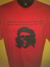 Anti- Che Guevara T-Shirt in size M or L
