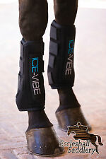 Horseware Ice-Vibe Therapy Boots, sizes full and extra full