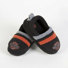 Harley-Davidson Boys Slippers Kids Footwear - Shoes - Winter Fleece