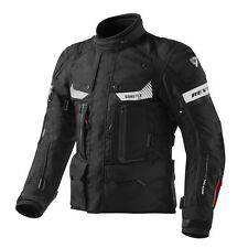Rev'it! Defender Pro GTX Motorcycle Tex Jacket Black  | Rev it Revit | All Sizes