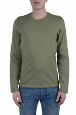 Dolce & Gabbana Men's Green Long Sleeve T-Shirt US S M L XL