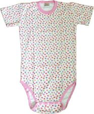 Adult Size Baby Diaper Shirt/BodyShirt Snap Crotch Cuppy Cake Nursery Print
