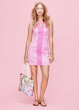 NWT! Lilly Pulitzer for Target Shift Dress Pink See Ya Later Print Size 0 and 4