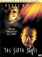 The Sixth Sense (DVD, 2000, Collector's Series) Bruce Willis, Haley Joel Osment