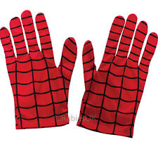 Spiderman Child Gloves Boys Kids Super Hero Marvel Fancy Dress Costume 35631