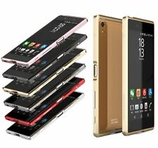 Luphie Slim Aluminum Bumper Frame Case Cover For Sony Xperia Z5 Premium 5.5""